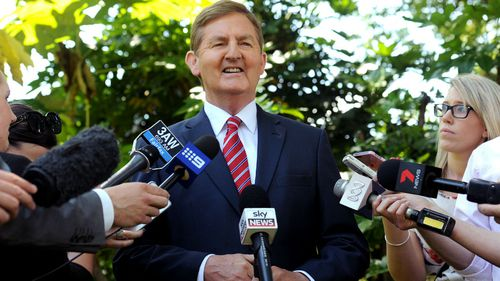 Former Victorian National party leader Peter Ryan announces retirement