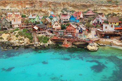 <strong>Popeye Village, Malta</strong>