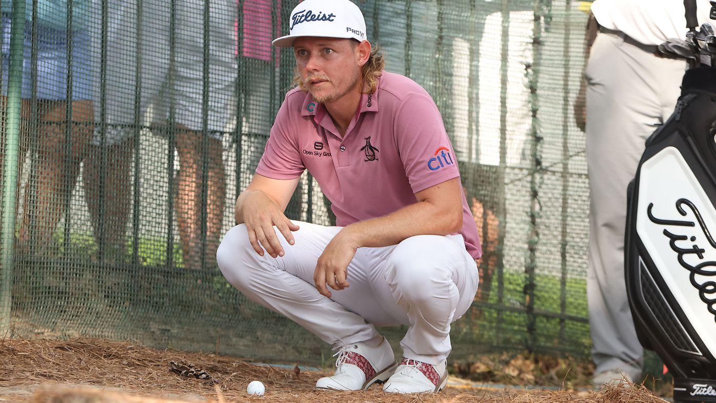 Aussie's audacious 18th-hole 'glory' shot brutally backfires at FedEx St Jude Invitational
