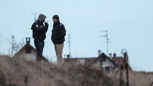 The suspect was killed in a shootout with French police when they tried to arrest him.