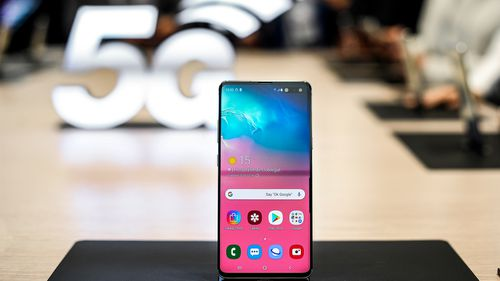 A 5G compatible smartphone will be needed to access the network. Currently Samsung, Oppo and LG offer devices in Australia.