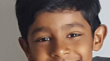 Neelan Thirunavukkarasu was last seen in his school uniform on Brett Place, West Pennant Hills.