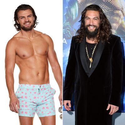 Eoghan and Jason Momoa