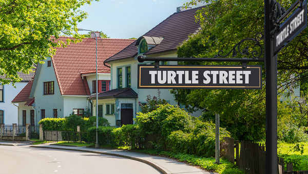 Pizza Hut offer Aussies who live on Turtle Street free pizza