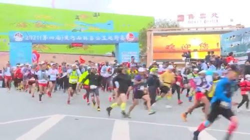 Some runners went missing and died in the extreme weather around 1 pm Saturday (local time), when the 100-kilometre race in the Yellow River Stone Forest tourist site in Baiyin city in Gansu province was halted.