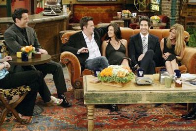 After the series finale went to air, each cast member was given a piece of sidewalk from outside Central Perk as a keepsake.<br/><br/>