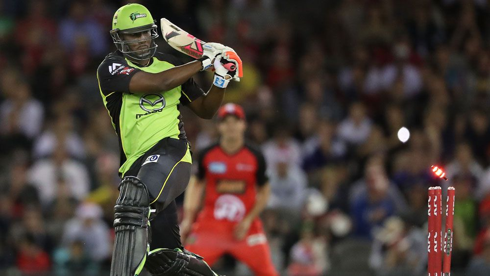 Thunder back out-of-form Andre Russell
