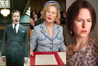 Sweet Oscar-bait dreams are made of these (who are we to disagree?)...