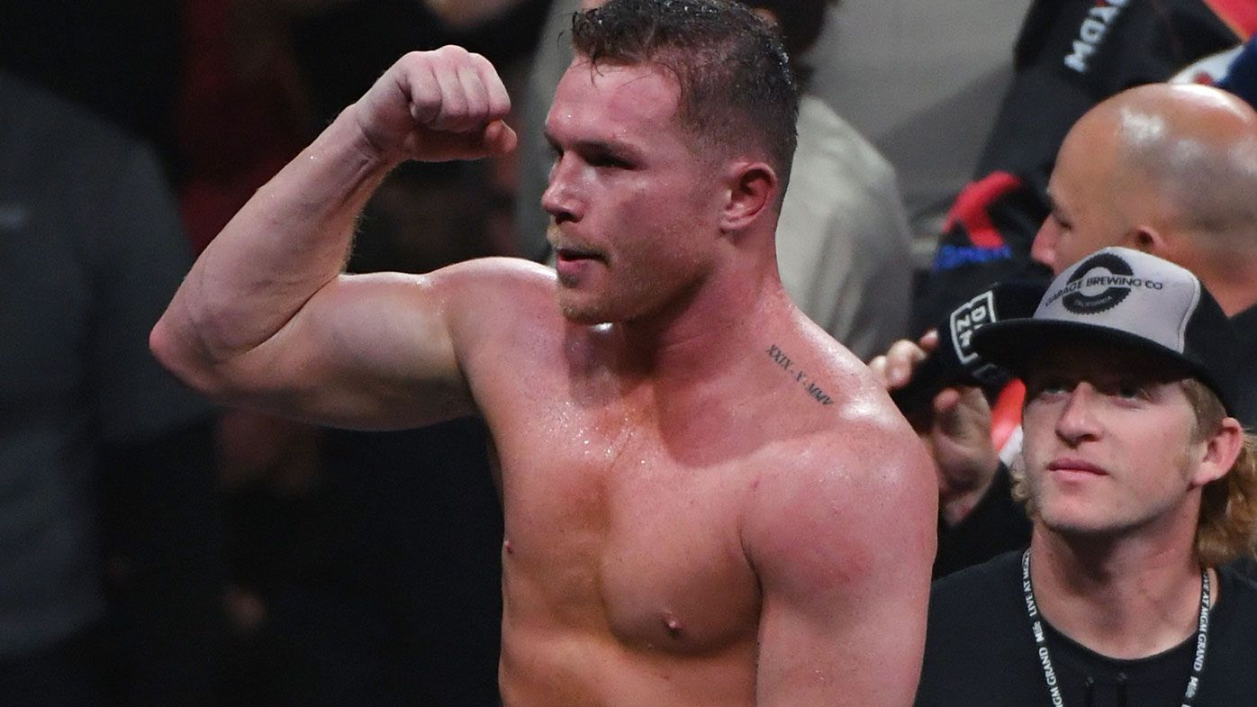 Boxing: Saul Canelo Alvarez defeats Sergei Kovalev via KO to win fourth title in as many weight classes