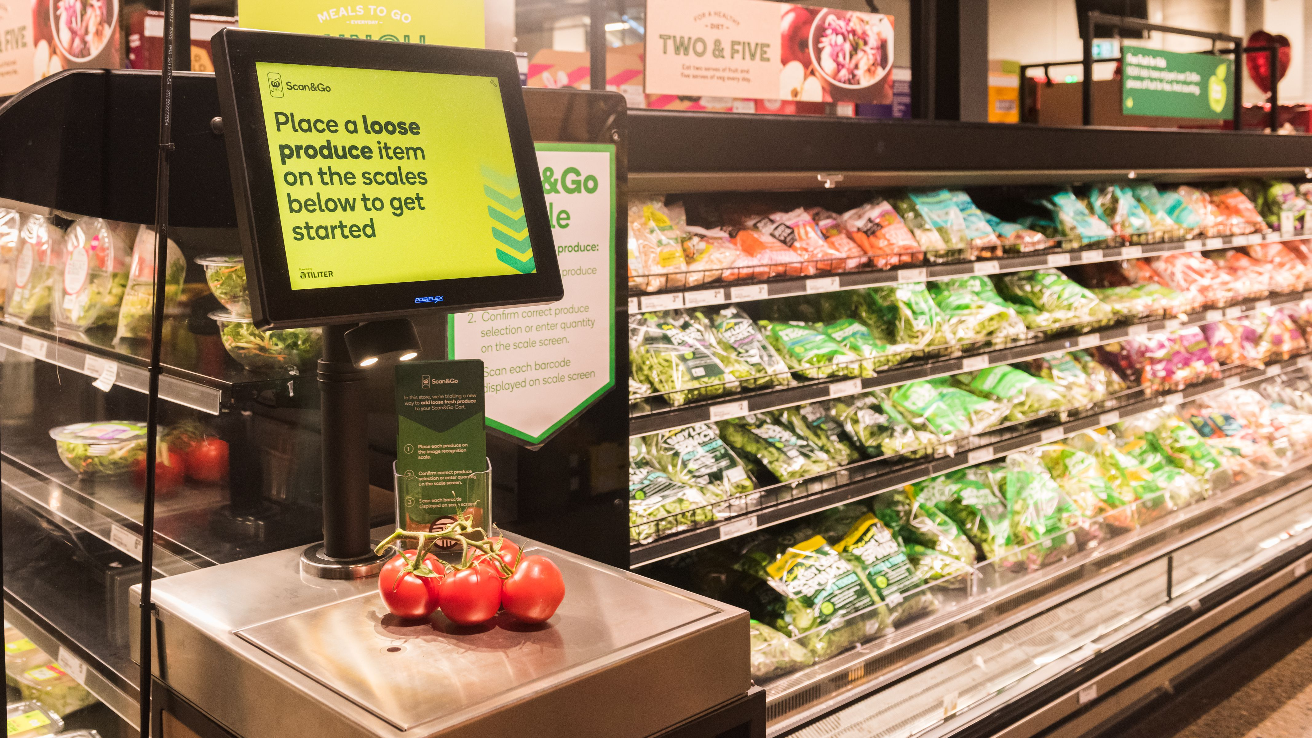 Woolworths' plan to combat self-service checkout theft