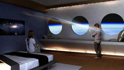 Voyager Station bedroom