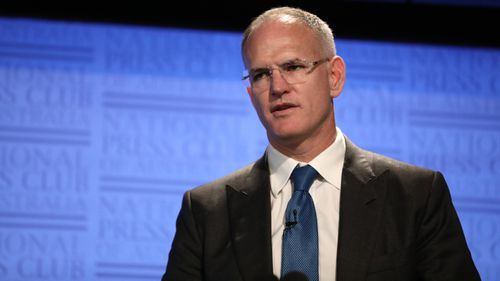 News Corp Australia chairman Michael Miller.