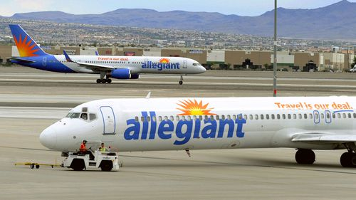 Allegiant Air is a domestic airline in the US.