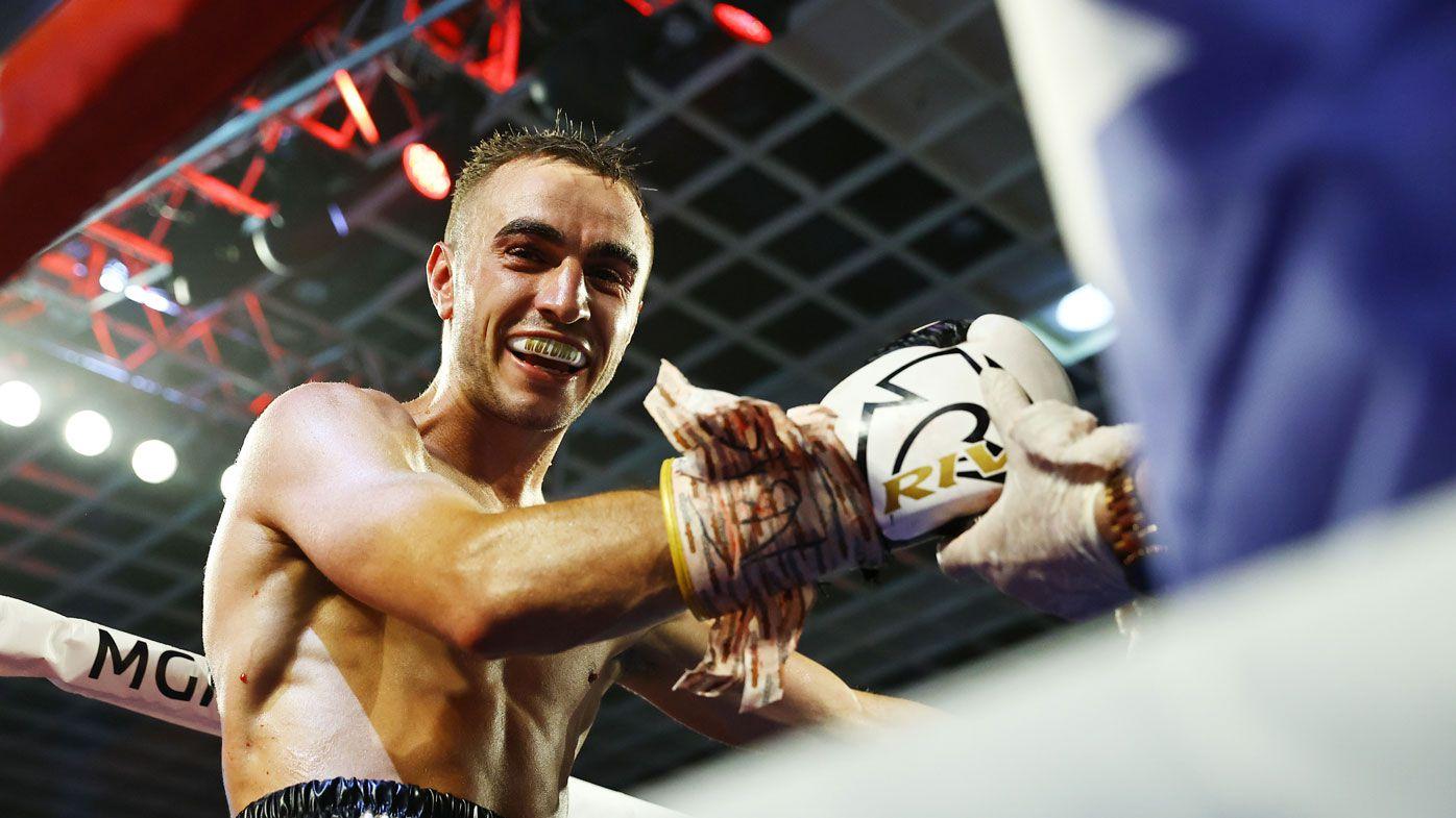 Jason Moloney to prove he's Aussie pound-for-pound king against megastar Naoya Inoue