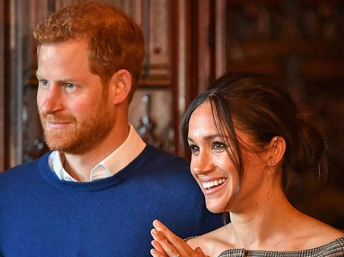 "Kensington Palace said this is ""deeply personal moment"" for Meghan. (PA/AAP)"