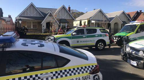 Lockleys shooting: Teenage boy rushed to hospital