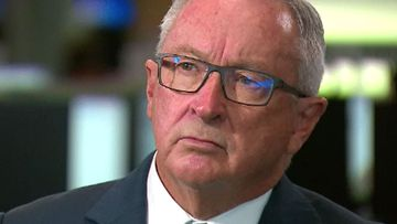 NSW Health Minister spoke to 9News about his job during the coronavirus.