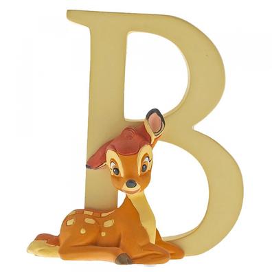 B letter Bambi