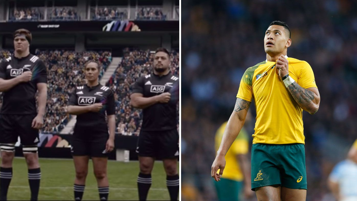 New Zealand Rugby teams at odds with Wallabies star Israel Folau's comment