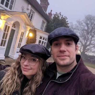 Henry Cavills new girlfriend