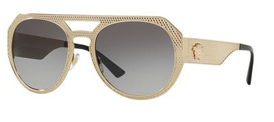 """<a href=""""http://www.sunglasshut.com/au/8053672675665"""" target=""""_blank"""">Versace Sunglasses, $379.95 from Sunglass Hut.</a>"""