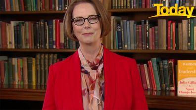 "Former prime minister Julia Gillard has praised Australia's ""fantastic"" handling of the coronavirus pandemic."