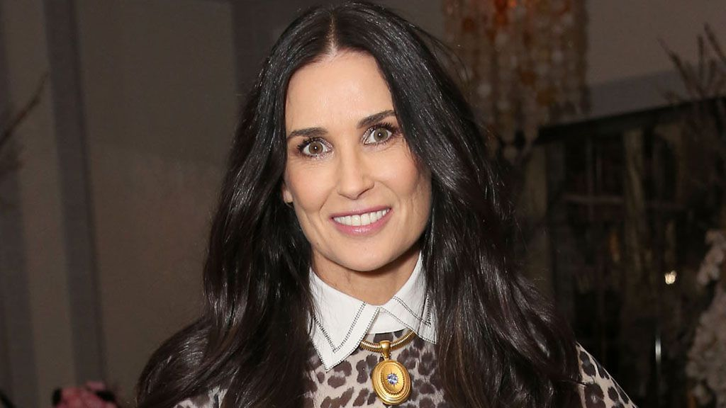 Demi Moore dives into the swimwear business