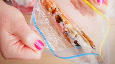 Easy defrosting means less time and small portions