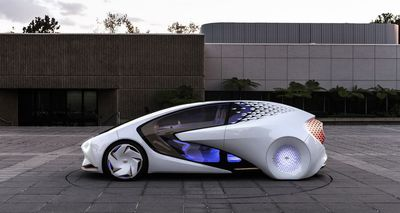 <strong>Toyota Concept-i</strong>
