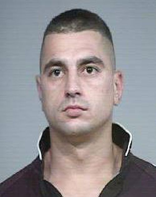 NSW Police have released an image of Marko Krivosic wanted over a fatal shooting at Warwick Farm. Picture: NSW Police