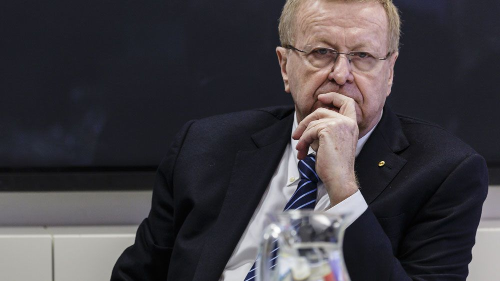 IOC vice-president John Coates has slammed the Rio Games. (Getty Images)