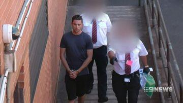 Adelaide new year police hit run crash