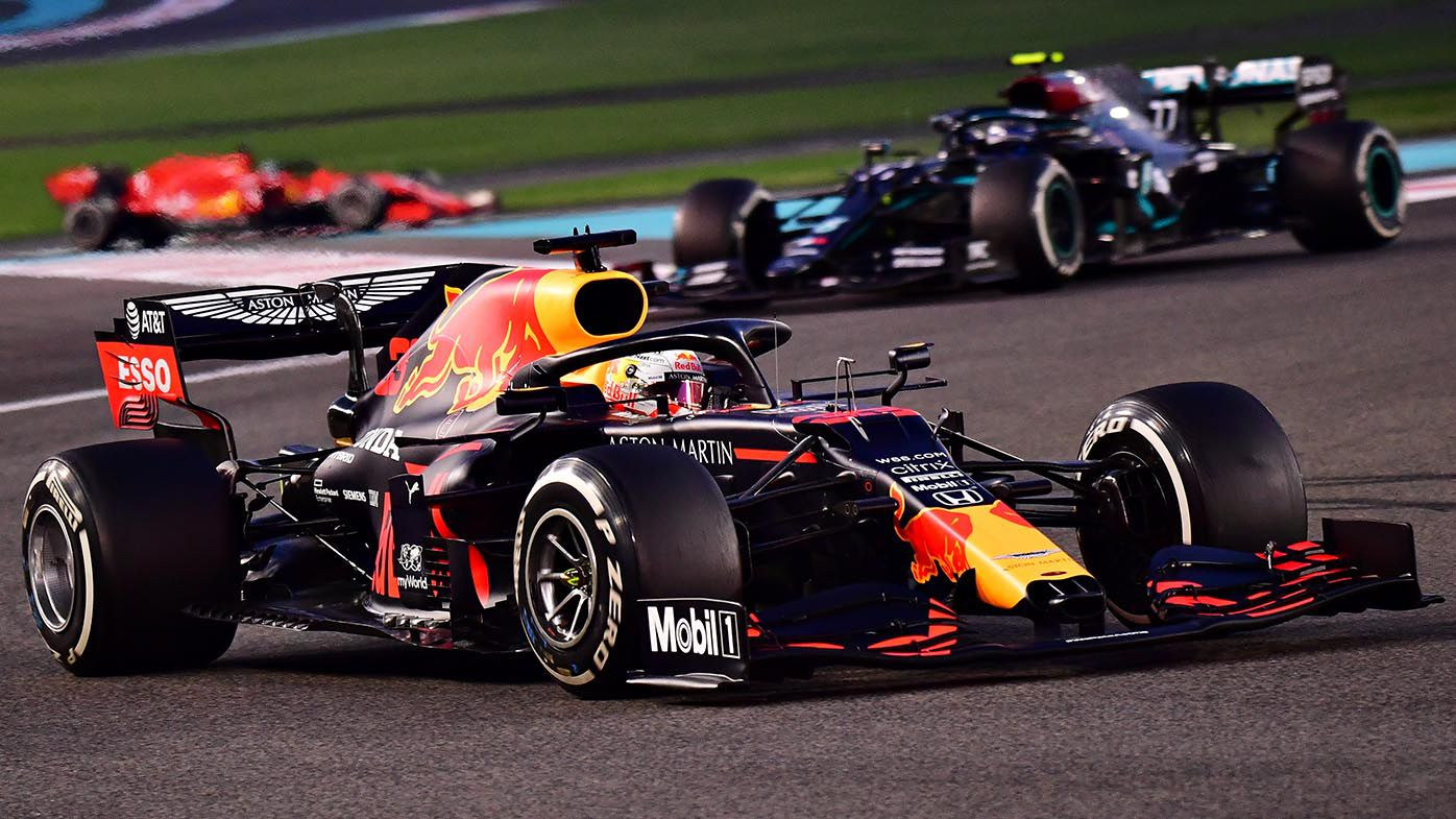 Australian Grand Prix postponed until November 21