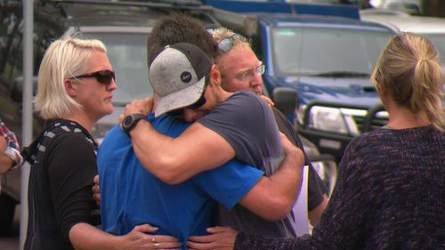 The family of a 17-year-old girl killed by a shark have paid tribute to her. (9NEWS)