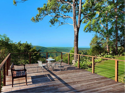 <strong>Escarpment Retreat - Gold Coast QLD</strong>
