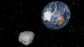 An asteroid is expected to pass the Earth a point south of Australia ( EPA/NASA/JPL-CALTECH / HANDOUT ).