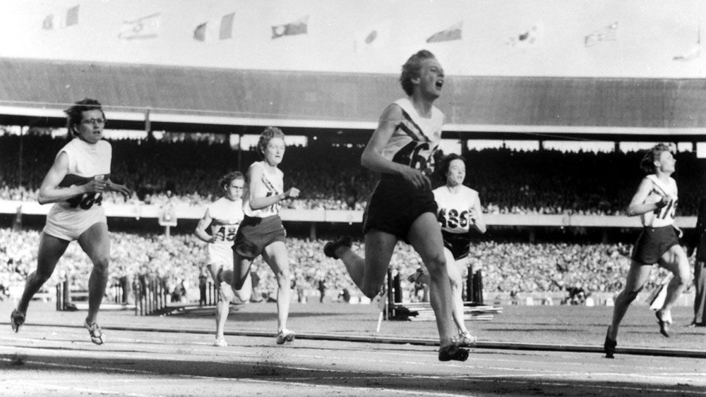 Australia's golden girl Betty Cuthbert  dies aged 79
