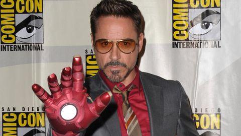 Iron Man 3 delayed after Robert Downey Jr injured on set