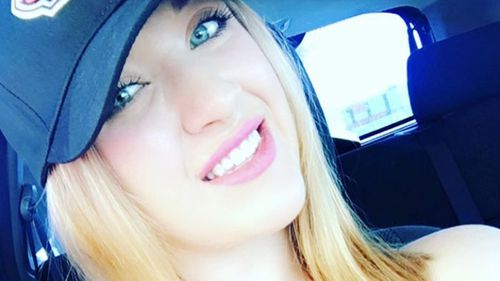 Jordan Anchondo, a mother of three, had been shopping for school supplies when she was fatally shot.