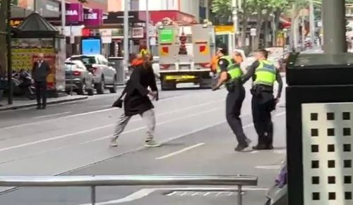 """Mr Morrison dismissed as an """"excuse"""" claims Friday's Bourke Street killer was psychotic, and abused alcohol and drugs."""