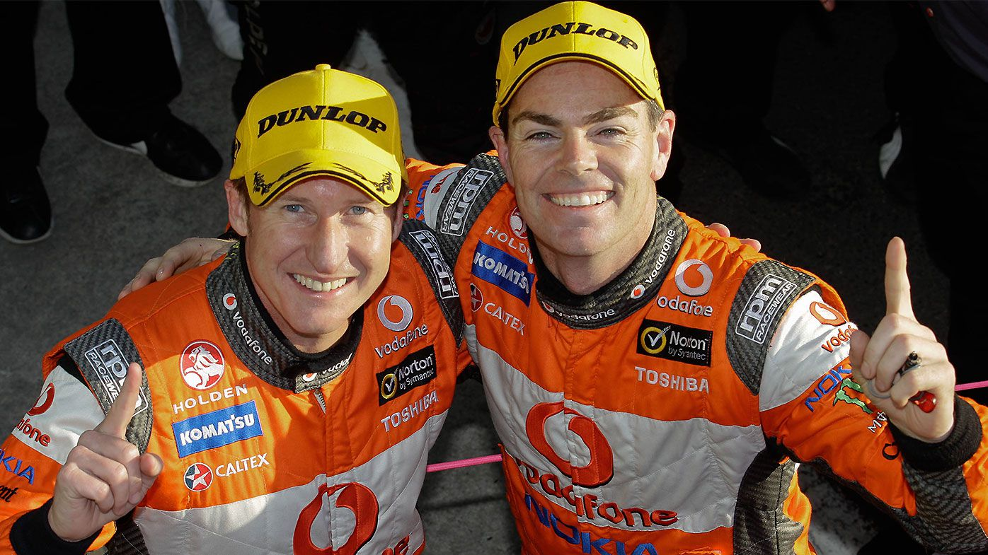 V8 Supercars legend Craig Lowndes reveals death threats following Ford switch