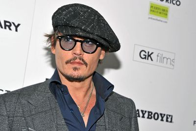 Johnny Depp....always hot and totally ageless. Can you believe Mr Sexy is nearly 50? We can't!