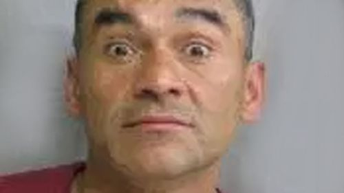 Ramon Escobar has been charged with beating three men to death.