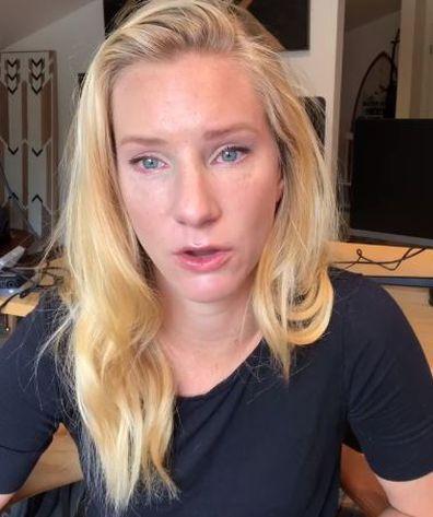Heather Morris shared tearful video on how she's feeling in the wake of Naya Rivera's death.