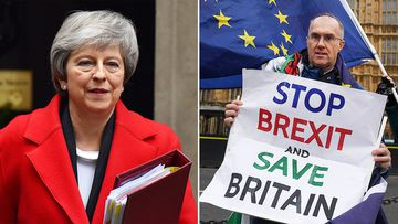 It's crunch time for the British government and the future of Brexit.