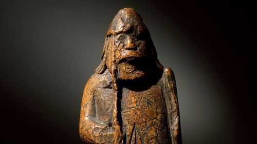 The Lewis Chessmen were found on the Isle of Lewis in Scotland's Outer Hebrides in 1831.