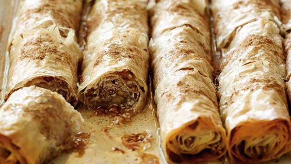 The Mediterranean diet: Baklava