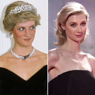 Elizabeth Debicki in The Crown