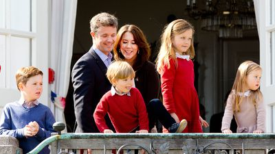 The Danish Royal Family, 2014