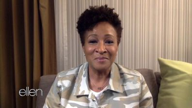 Wanda Sykes tells Ellen how she helped her come out to her parents